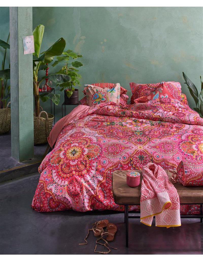 Pip Studio Pip Studio dekbedovertrek Sultans Carpet rood