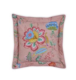Pip Studio Pip Studio sierkussen Jambo Flower roze 45x45