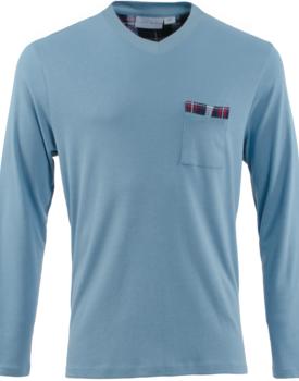 Carl Ross Heren T-Shirt v-neck