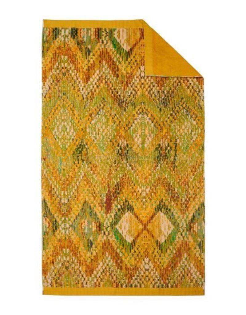Essenza Essenza strandlaken Fabienne 100x180 mustard