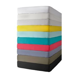 Essenza Essenza lits-jumeaux hoeslaken premium jersey 180/200x200/220