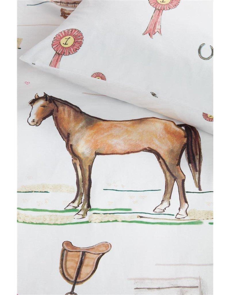 Beddinghouse Beddinghouse Kids Horse Ranch Dekbedovertrek - Multi