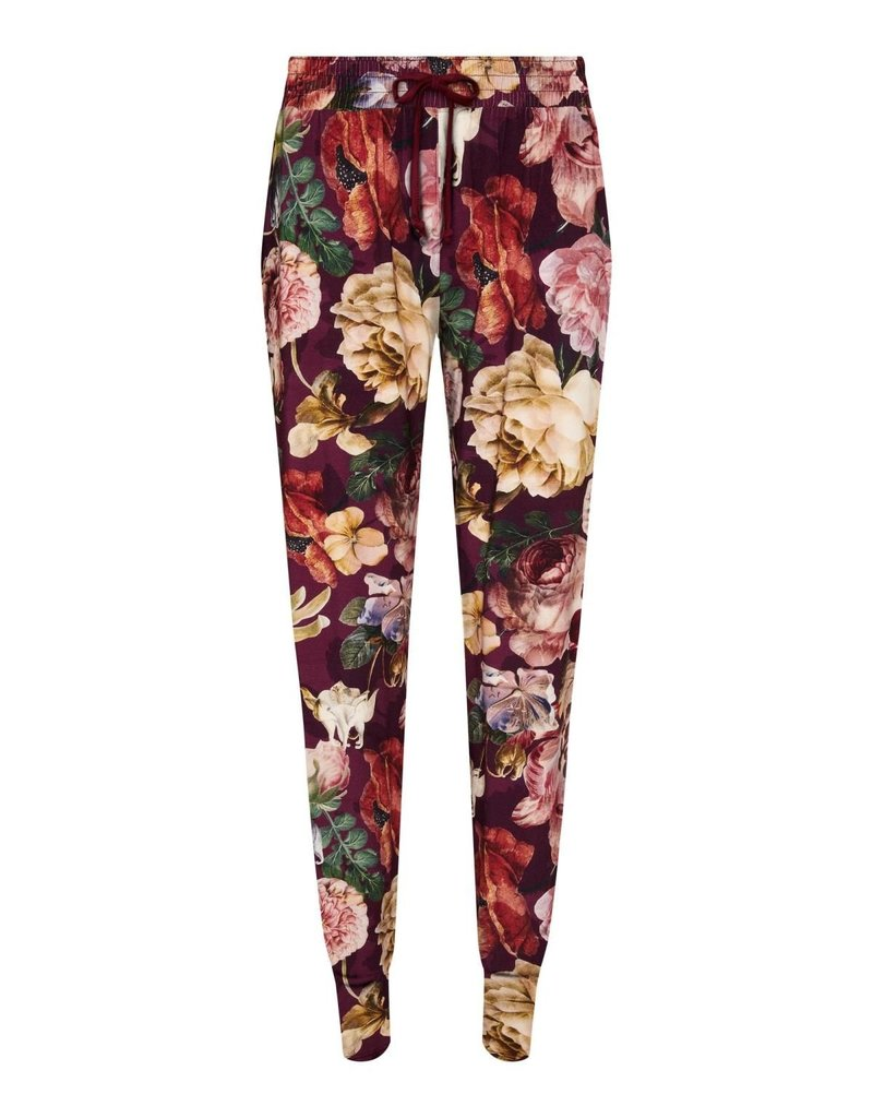 Essenza Essenza Jules Claire Trousers Long – Cherry