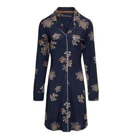 Essenza Essenza Laka Lauren Nightdress long sleeve – Indigo blue