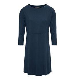 Essenza Essenza Lykke Uni Nightdress 3/4 sleeve – Indigo blue