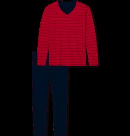 Schiesser Schiesser heren Pyjama 171087 rood