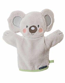 Morgenstern Washand Koala grijs/groen 27x28