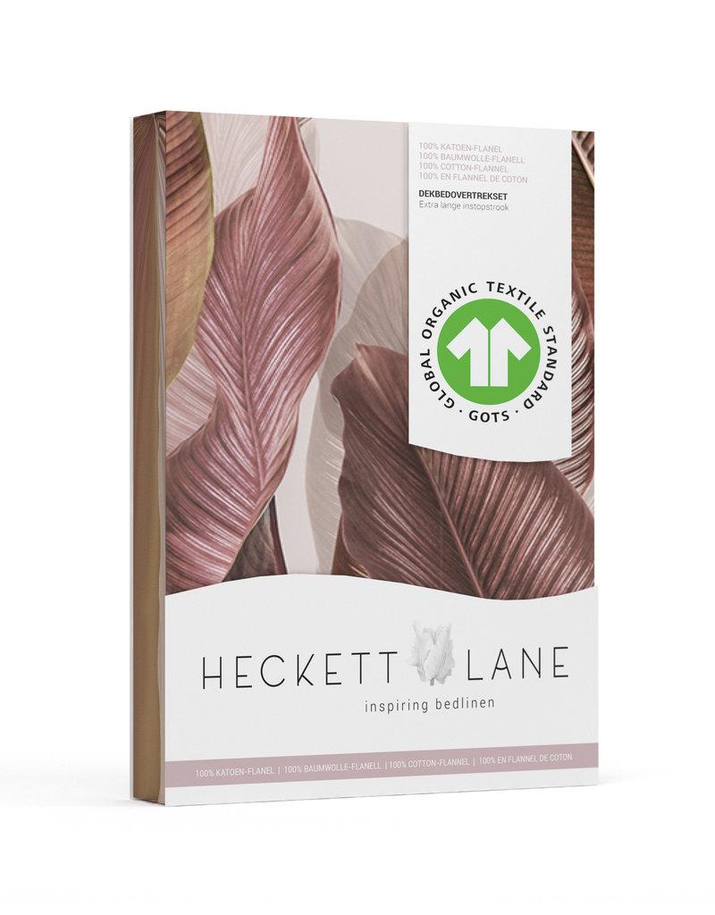 Heckett & Lane Heckett&Lane GOTS Alys Dekbedovertrek Lilac