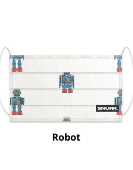 Snurk Mondkapje Robot
