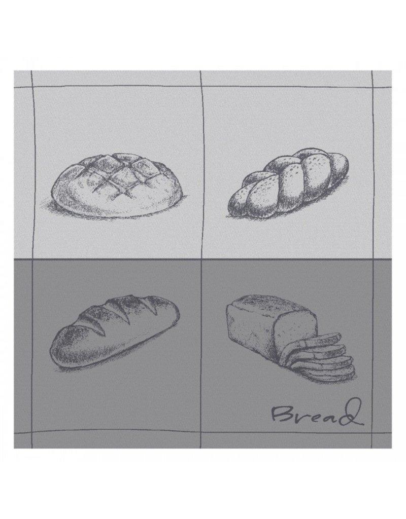 DDDDD DDDDD theedoek bread  60x65 grey per stuk