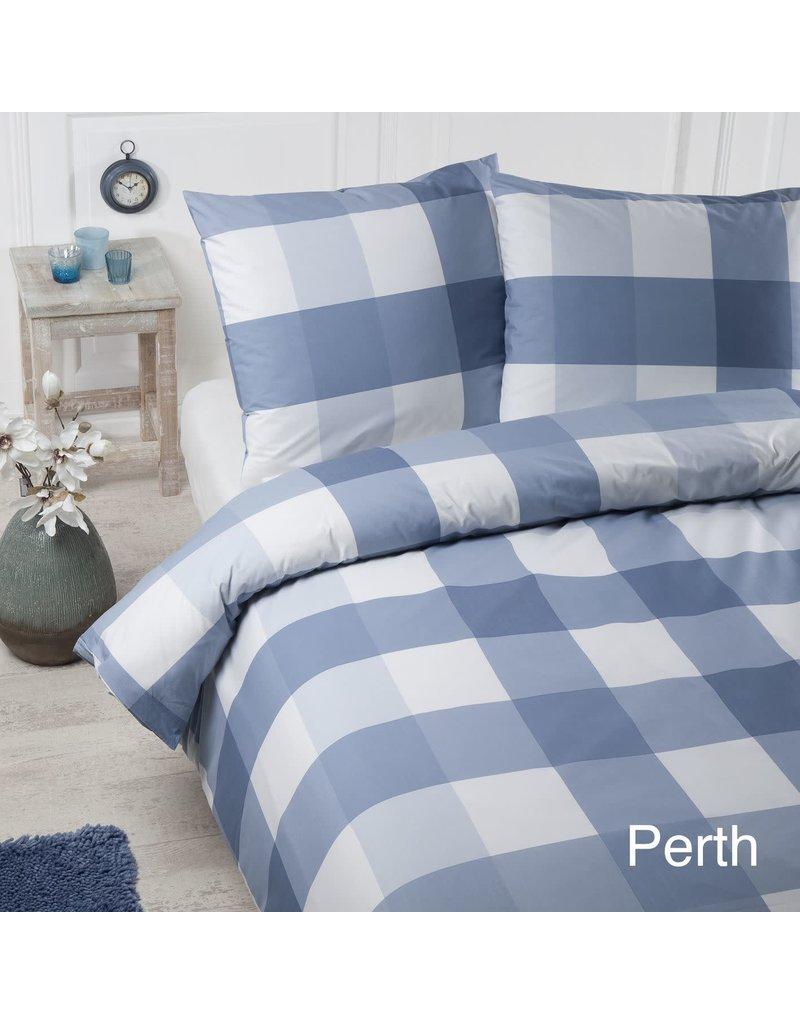 Papillon Papillon dekbedovertrek Perth blauw