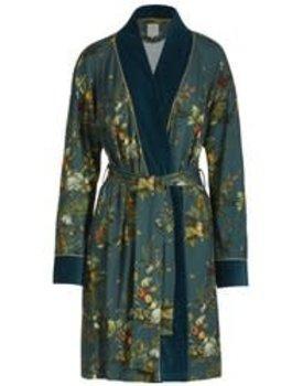 Pip Studio Nisha Kimono Fall In Leaf Small Green