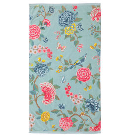 Pip Studio Pip Studio handdoek Good Evening 55x100 blue
