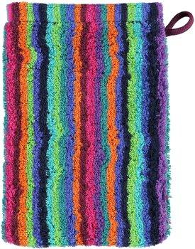 Cawo Lifestyle Streifen Washandje 7048 Multi-84 16x22