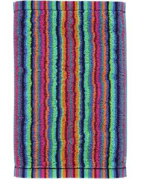 Cawo Lifestyle Streifen Gastendoekje 7048 Multi-84 30x50