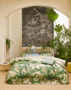 Essenza Rosalee Pillowcase 60x70 Basil