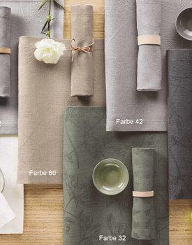 Sander placemat Lara antra-34 35x50