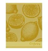DDDDD DDDDD keukendoek citrus 50x55 yellow per stuk