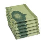 DDDDD DDDDD theedoek greens  60x65 green per stuk
