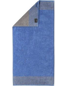 Cawo Two-Tone Handdoek Blau 50x100