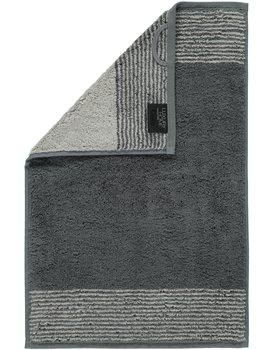 Cawo Two-Tone Gastendoekje Leisteen 30x50