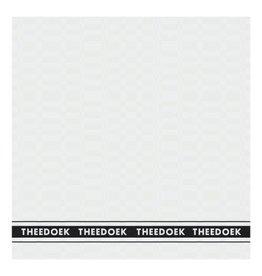DDDDD DDDDD theedoek pelle  60x65  white per stuk
