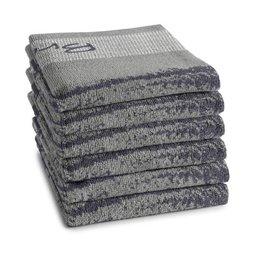 DDDDD DDDDD keukendoek bread 50x55 grey per stuk