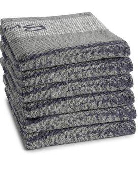 DDDDD keukendoek bread 50x55 grey per stuk