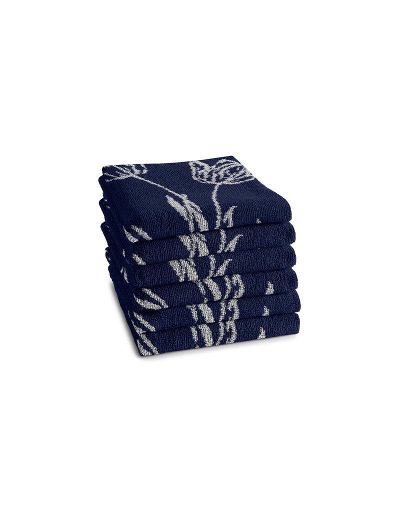 DDDDD DDDDD keukendoek lisse 50x55 blue per stuk