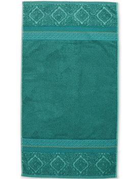 Pip Studio handdoek Soft Zellige Green 55x100