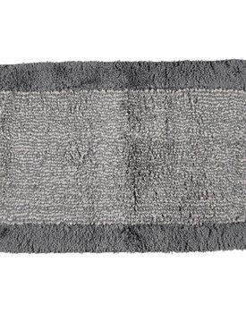 Cawo badmat Two-Tone 60x100 Antracite