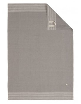 Cawö theedoek Two-tone 50x70 graphit