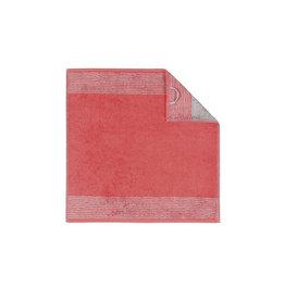 Cawö keukendoek Two-tone 50x50 rood