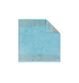 Cawö keukendoek Two-tone 50x50 turquoise