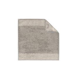 Cawö Cawö keukendoek Two-tone 50x50 graphit