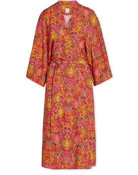 Pip Studio Naomi Kimono Pippadour Pink XXL