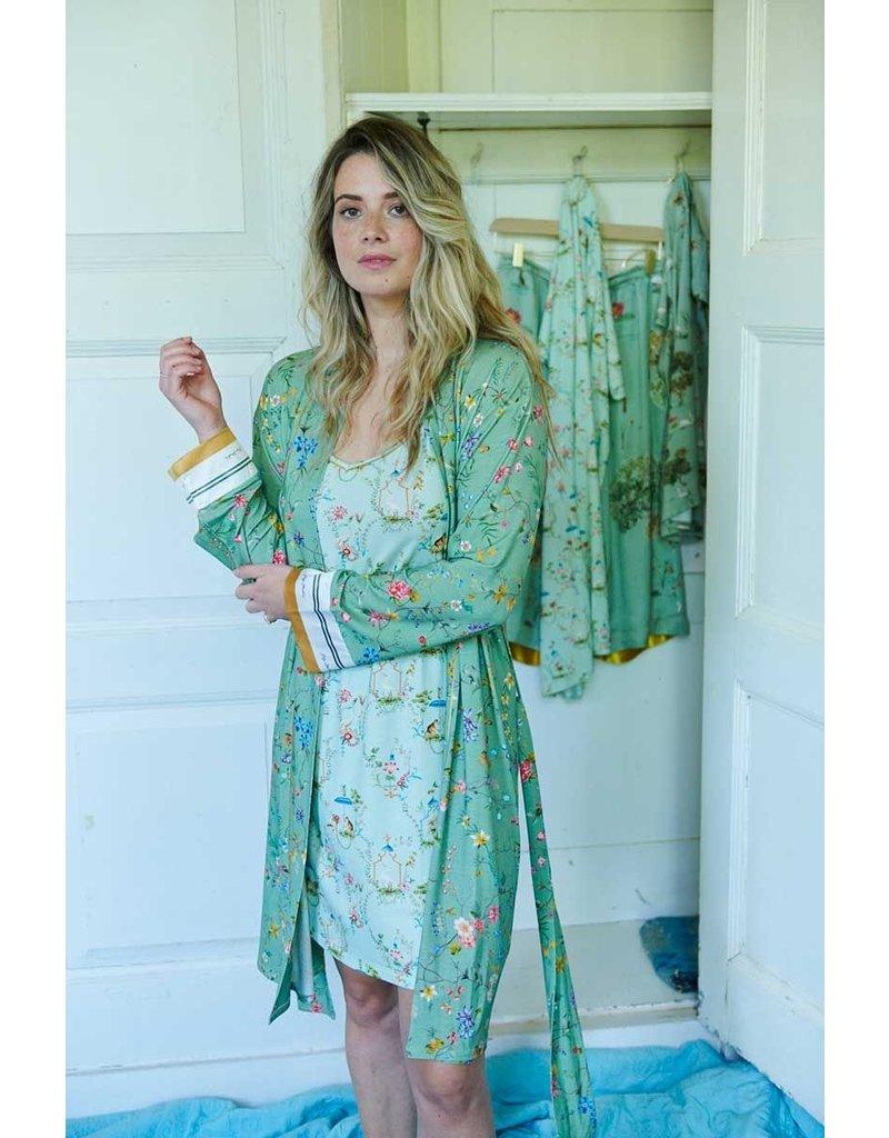 Pip Studio Pip Studio Diezel Night Dress Singerie Light Green M