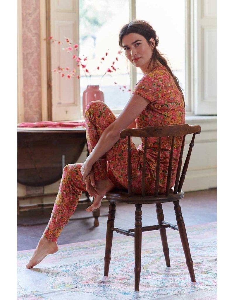 Pip Studio Pip Studio Bobien Long Trousers Pippadour Pink XL