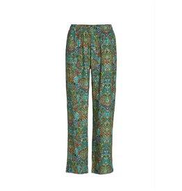 Pip Studio Pip Studio Belinna Long Trousers Pippadour Green M