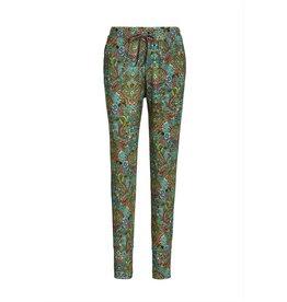 Pip Studio Pip Studio Bobien Long Trousers Pippadour Green XL