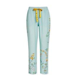 Pip Studio Pip Studio Babbet Long Trousers Grand Fleur Blue M