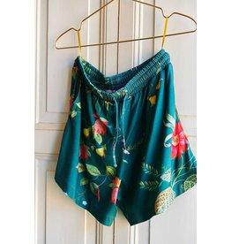 Pip Studio Pip Studio Bob Short Trousers Fleur Grandeur Green L