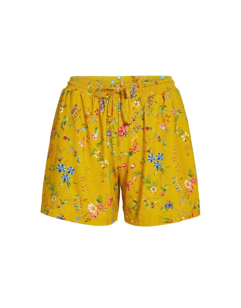 Pip Studio Pip Studio Bob Short Trousers Petites Fleurs Yellow L
