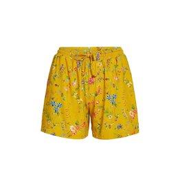 Pip Studio Pip Studio Bob Short Trousers Petites Fleurs Yellow M