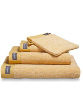 Vandyck Home Mouline Honey Gold Washandje 16x21