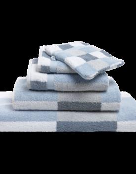Vandyck Handdoek Boston Mistblauw 55x100