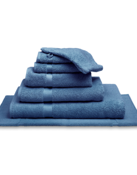 Vandyck Badhanddoek Ranger jeans blue 90x180