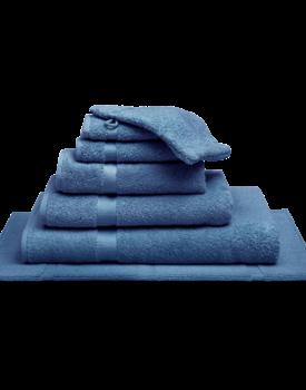 Vandyck Handdoek Ranger jeans blue 68x127