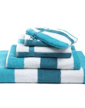 Vandyck Handdoek Vancouver Tropischblauw 55x100
