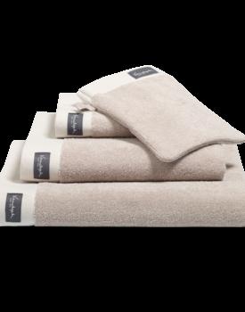 Vandyck Home Mouline Stone Handdoek 60x110
